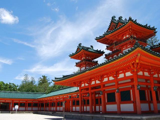 istana heian