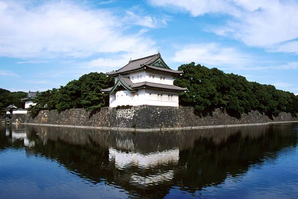 istana jepang
