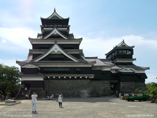 istana kumamoto