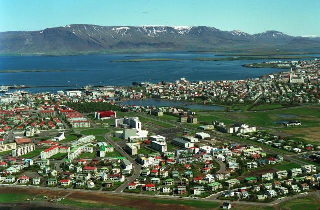 Reykjavik, Islandia2