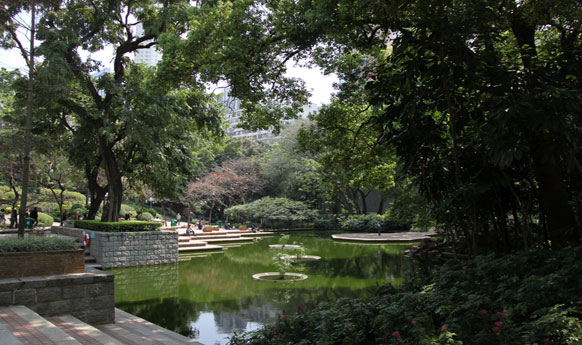 Taman Kota Benteng Kowloon