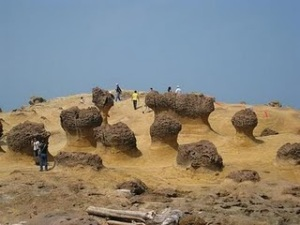 Yuk Kita Intip Negeri Batu di Taiwan