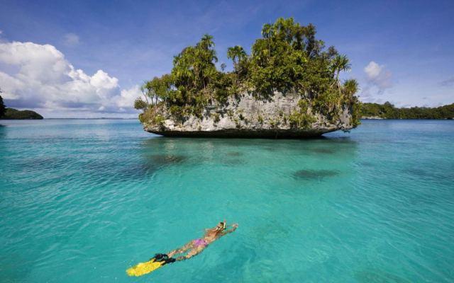 Palau Asyik